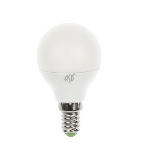 Лампа светодиодная Asd Led-ШАР-standard 3.5Вт 160-260В Е14 3000К диф автомат iek 2п 32а 30ма c авдт 32
