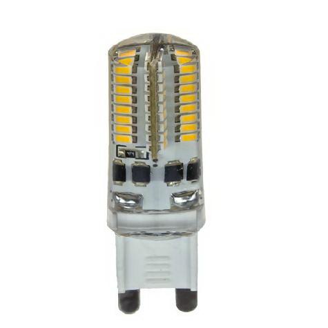 Лампа светодиодная Asd Led-jcd-standard 3.0Вт 160-260В g9 3000К