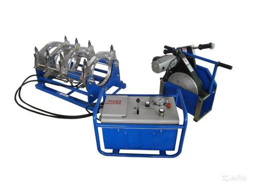 Аппарат для сварки пластиковых труб SUPER-EGO 1500050106