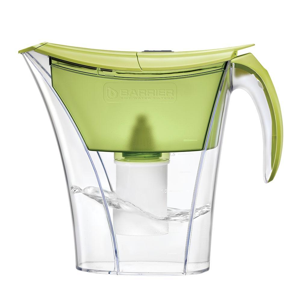 Фильтр БАРЬЕР Барьер-Смарт фисташковый фильтр для воды барьер смарт opti light pistachio