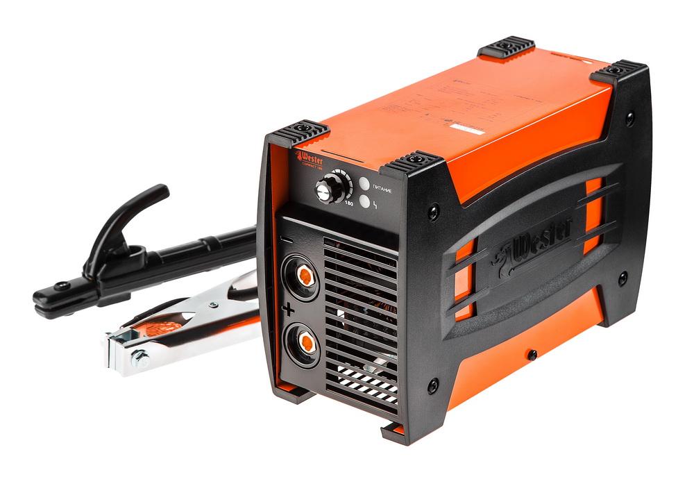 Сварочный аппарат Wester Compact 180 сварочный трансформатор спец мма 180 ас s