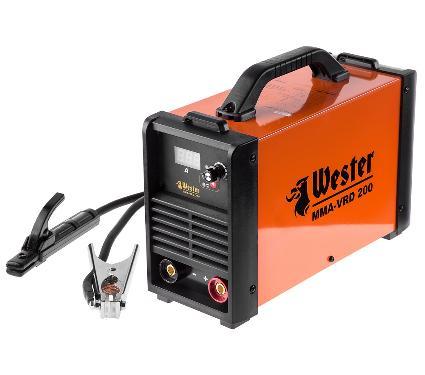 Сварочный аппарат WESTER MMA-VRD 200