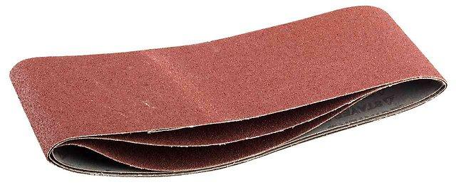 Лента шлифовальная бесконечная АТАКА 677490 лента шлифовальная бесконечная hammer flex 75 х 533 р 60 3шт