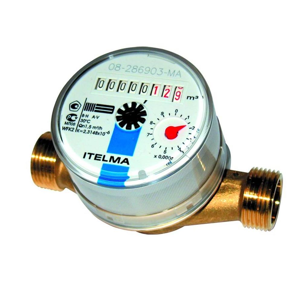Счетчики холодной воды ITELMA (ИТЭЛМА) WFК20 Е130 Ду20