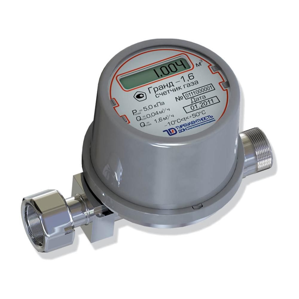 Счетчик газа ГРАНД ИС.161722 счетчик газа сгд 2 5 g2 5