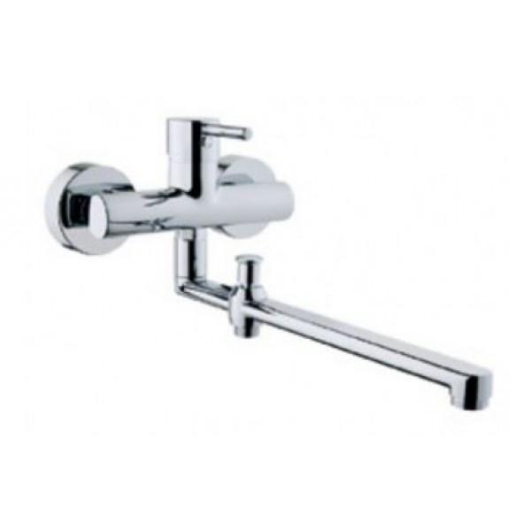Смеситель Vitra A42038exp смеситель для ванны vitra dynamic a40953exp