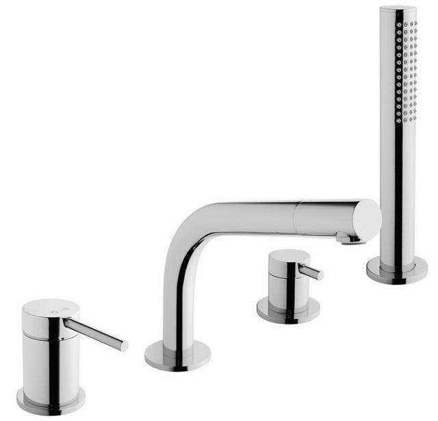 Смеситель Vitra A41270exp смеситель для ванны vitra nest trendy a42227exp