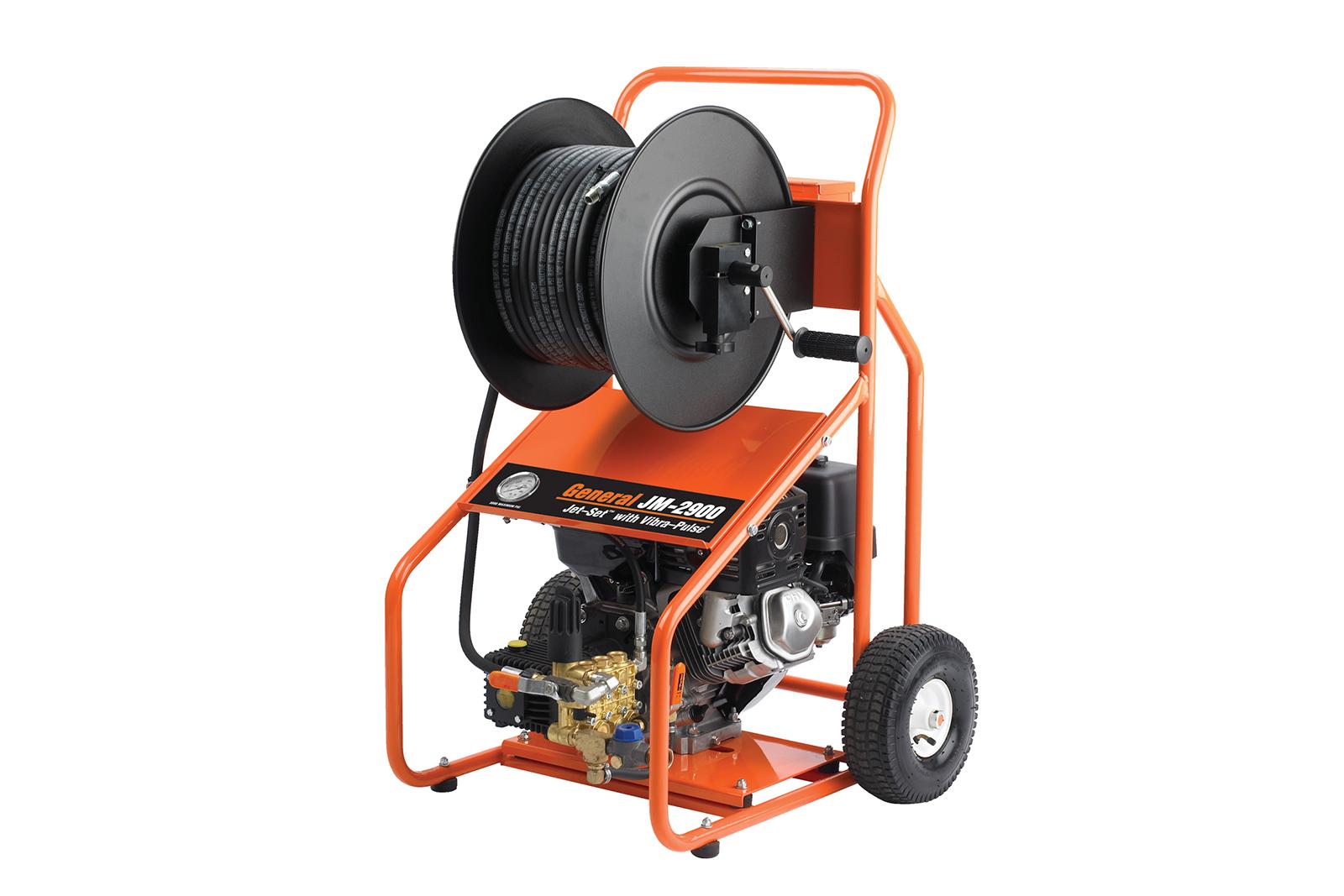 Прочистная машина General pipe Jm-2900-e прочистная машина посейдон вна б 210 10а