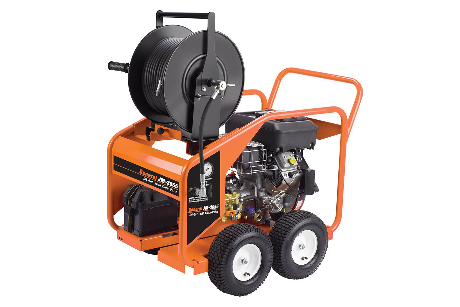 Прочистная машина General pipe Jm-3055-a цена