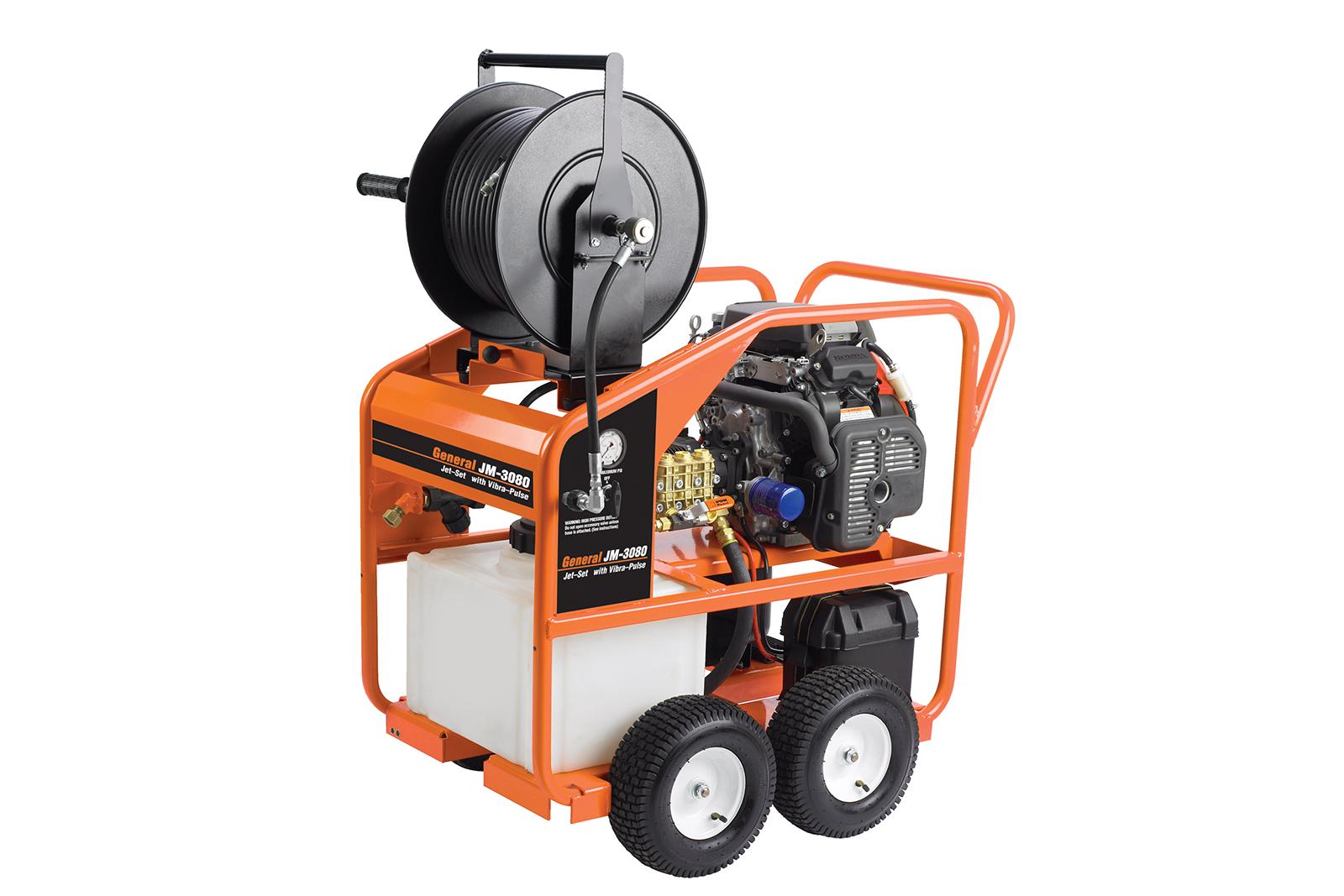 Прочистная машина General pipe Jm-3080-a прочистная машина посейдон вна б 210 10а