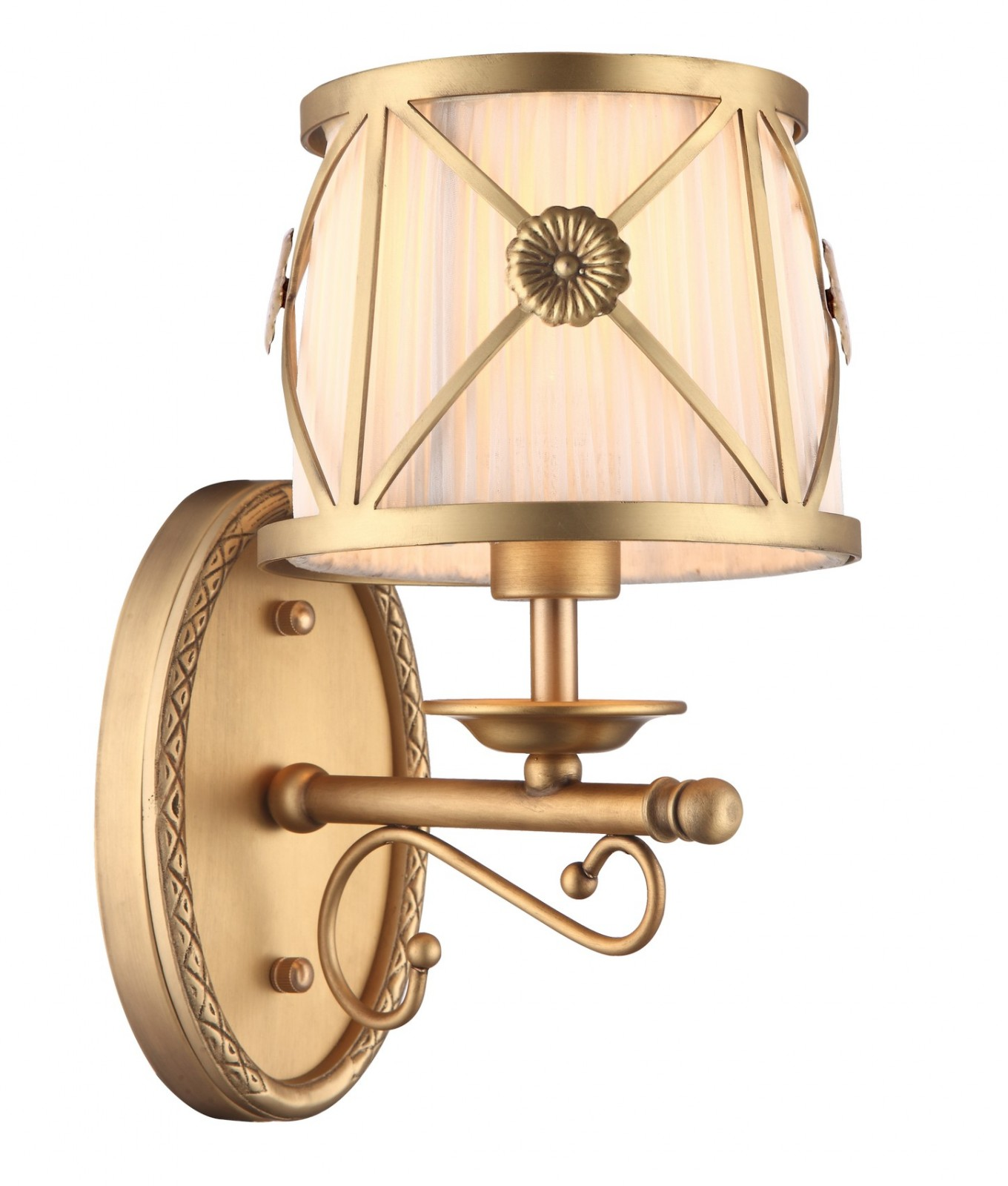 Бра Arte lamp Chic a2806ap-1sr бра 8111 01 ap 1 divinare