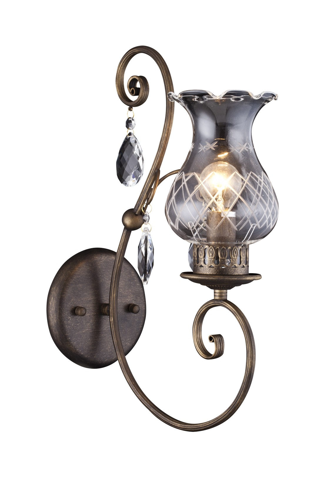 Бра Arte lamp Palermo a2053ap-1br