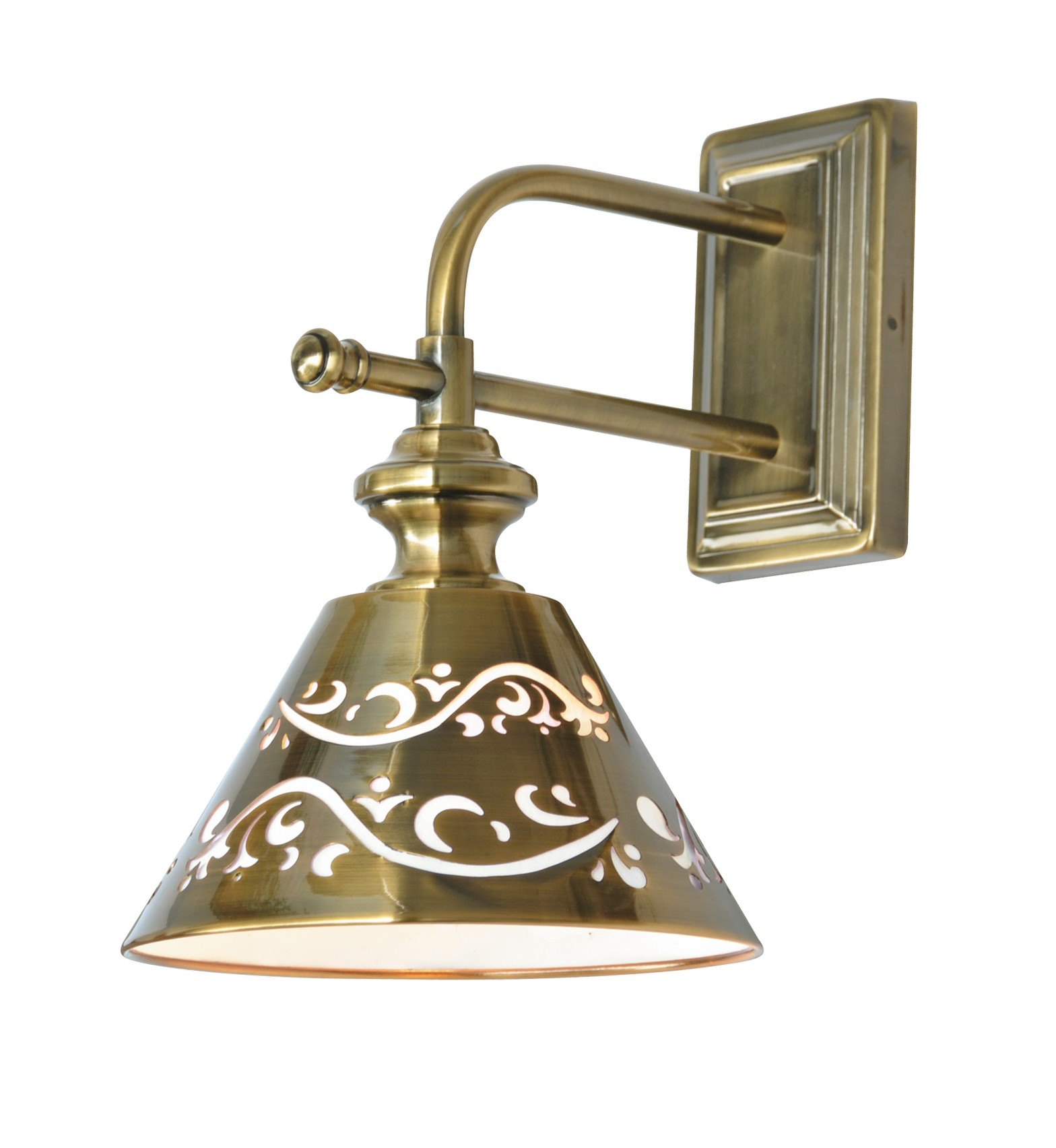 Бра Arte lamp Kensington a1511ap-1pb бра arte lamp kensington a1511ap 1wg