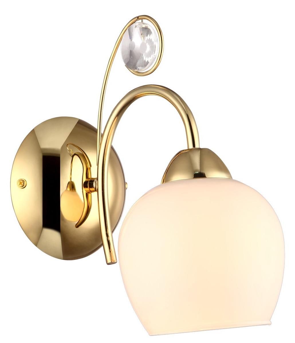Бра Arte lamp Millo a9549ap-1go бра 8111 01 ap 1 divinare