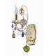 Бра ARTE LAMP RICCHEZZA A2011AP-1GO