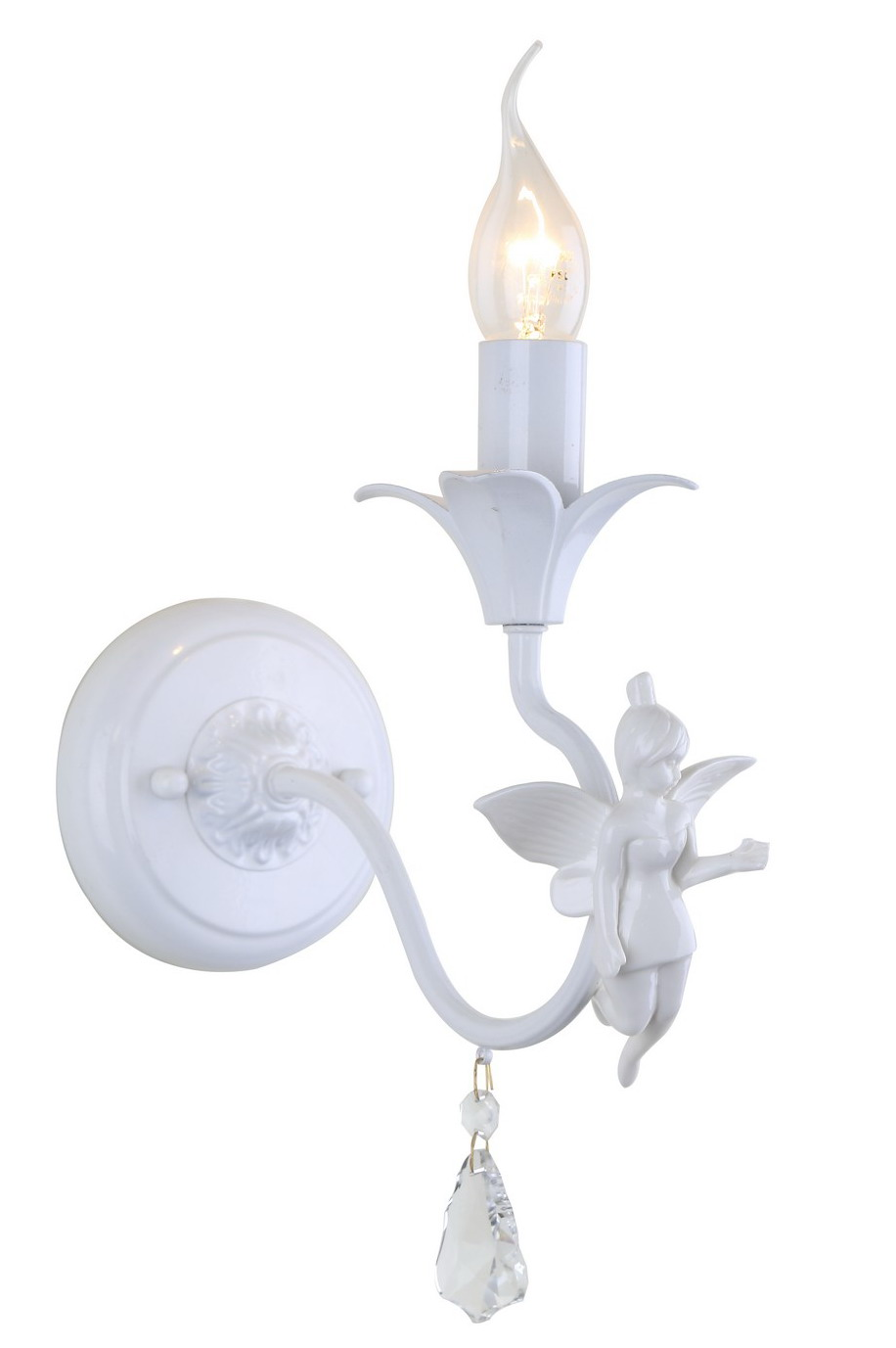Бра Arte lamp Angelina a5349ap-1wh бра arte lamp servizio a6483ap 1wh