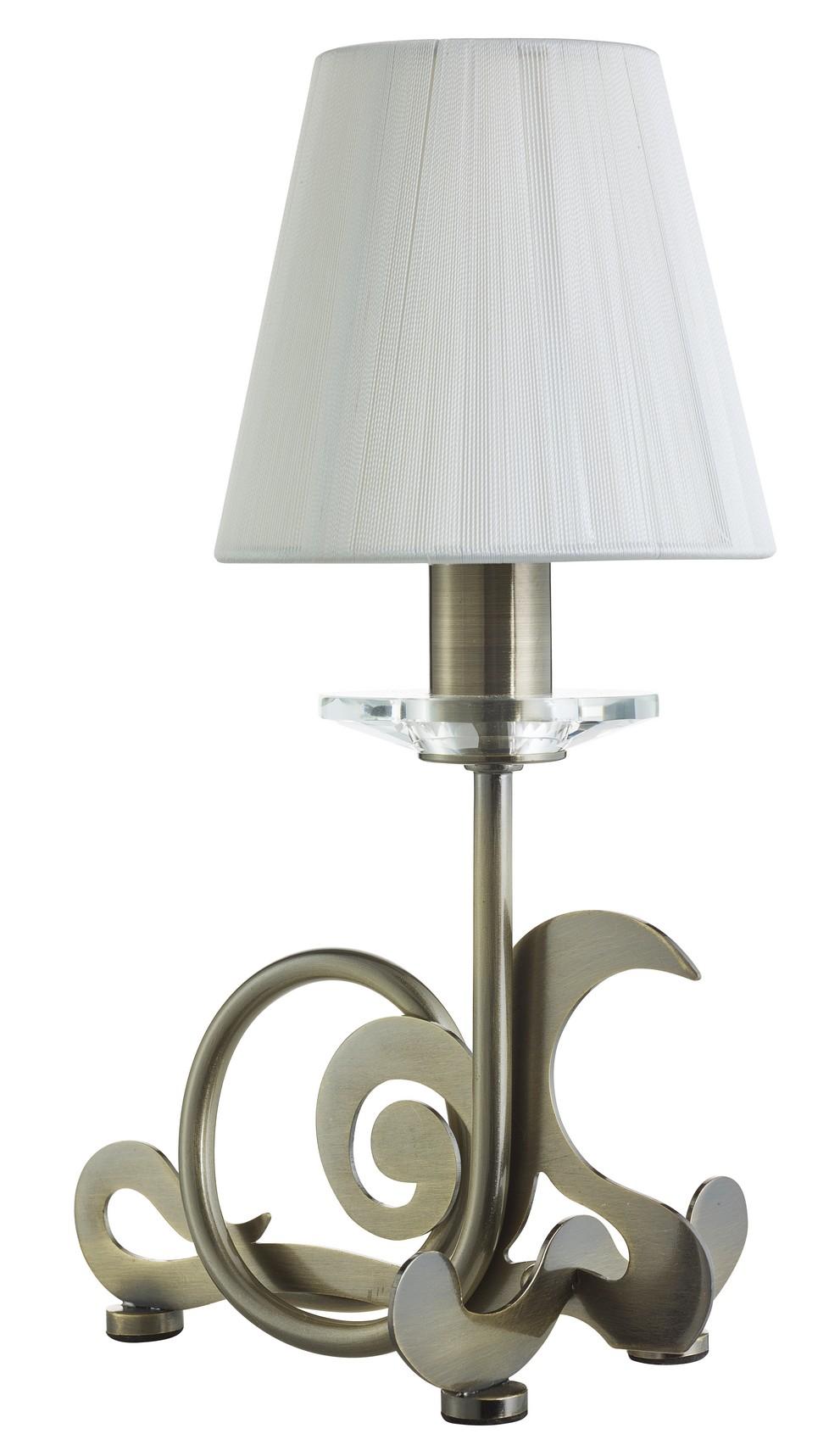 Лампа настольная Arte lamp Lizzy a9531lt-1ab бра arte lamp lizzy a9531lt 1ab