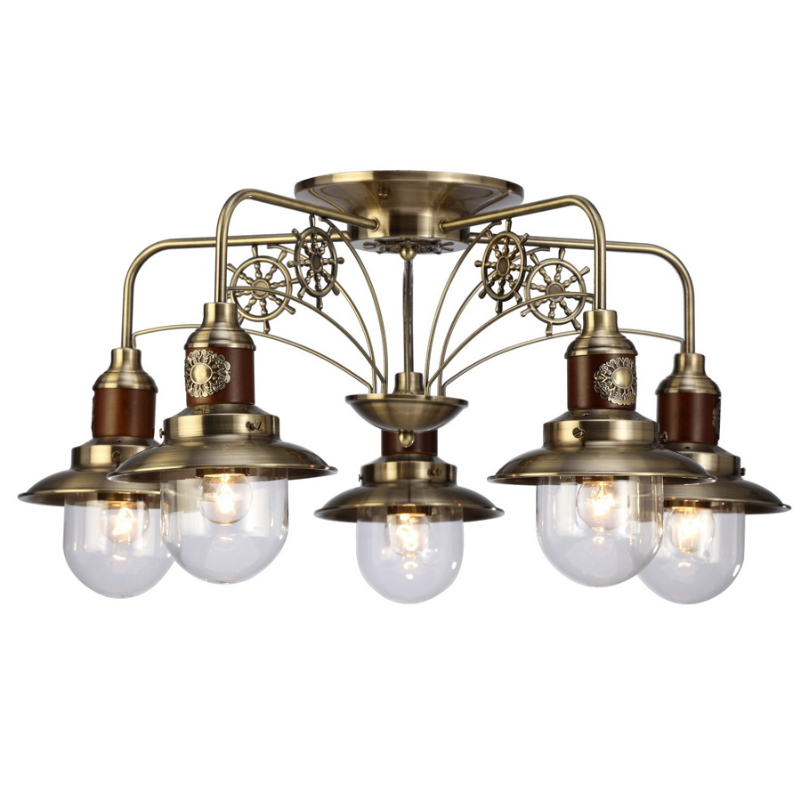 Купить Люстра Arte lamp Sailor a4524pl-5ab