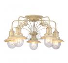 Люстра ARTE LAMP SAILOR A4524PL-5WG