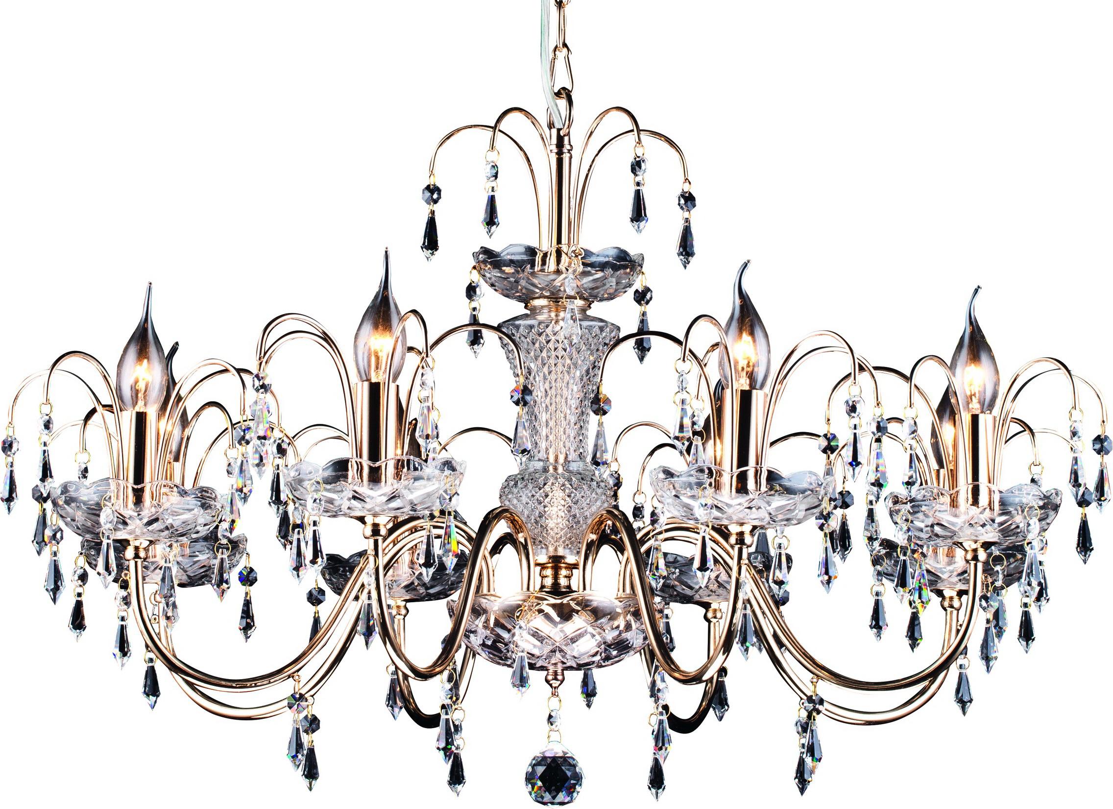 Люстра Arte lamp Sparkles a3054lm-8go люстра arte lamp sparkles a3054lm 8go
