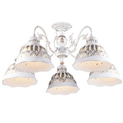 Люстра Arte lamp Chiesa a2814pl-5wg arte lamp подвесная люстра chiesa a2814lm 5wg