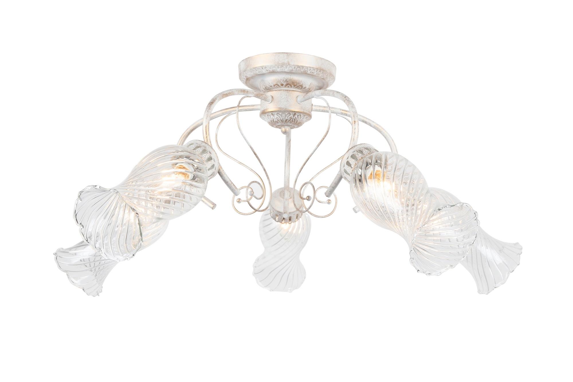 Люстра Arte lamp Gemma a6335pl-5wg