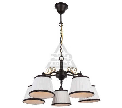 Люстра ARTE LAMP CAPRI A6344LM-5BR
