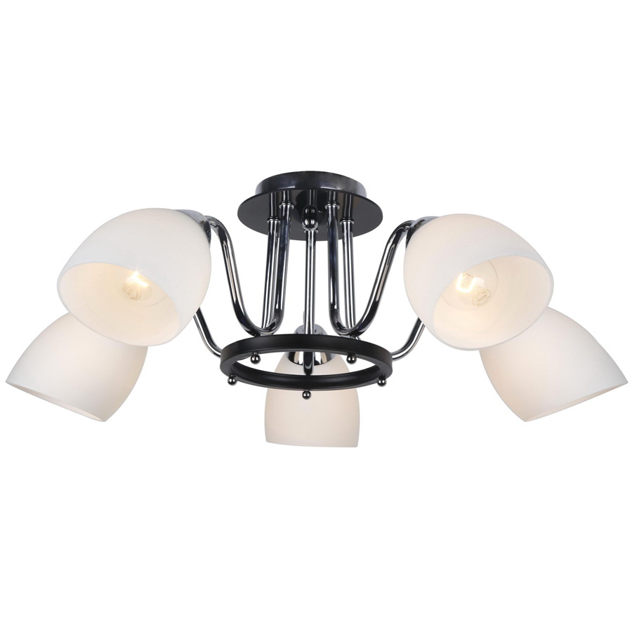 Люстра Arte lamp Fiorentino a7144pl-5bk потолочная люстра arte lamp fiorentino a7144pl 8bk