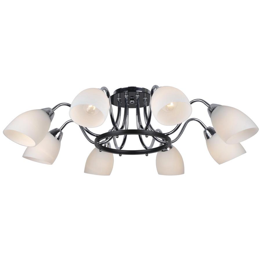 Люстра Arte lamp Fiorentino a7144pl-8bk потолочная люстра arte lamp fiorentino a7144pl 8bk