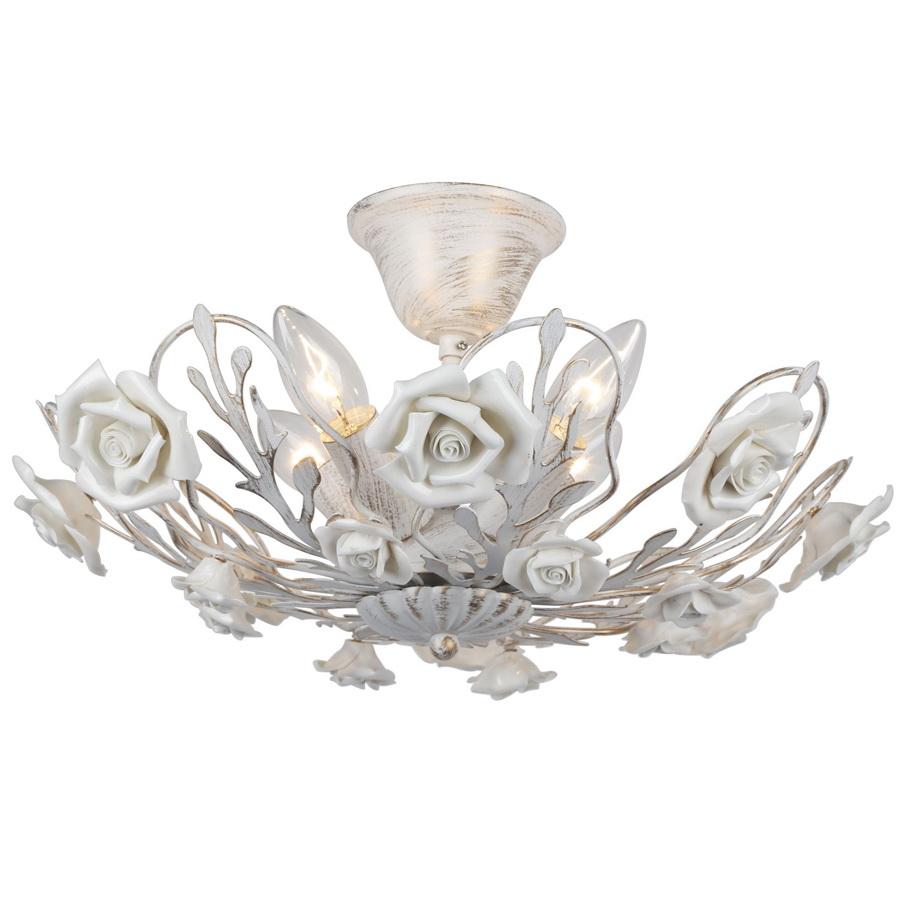 Люстра Arte lamp Idillio a6356pl-4wg