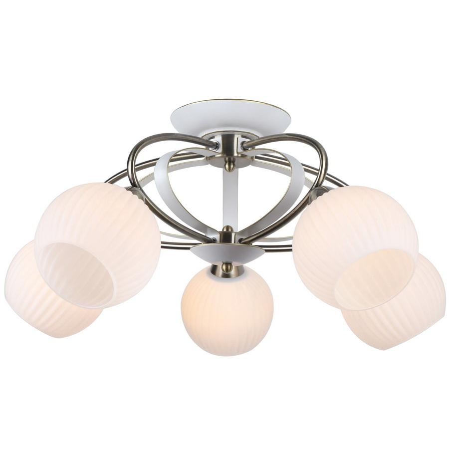 Люстра Arte lamp Ellisse a6342pl-5wg arte lamp ellisse a6342pl 8wg