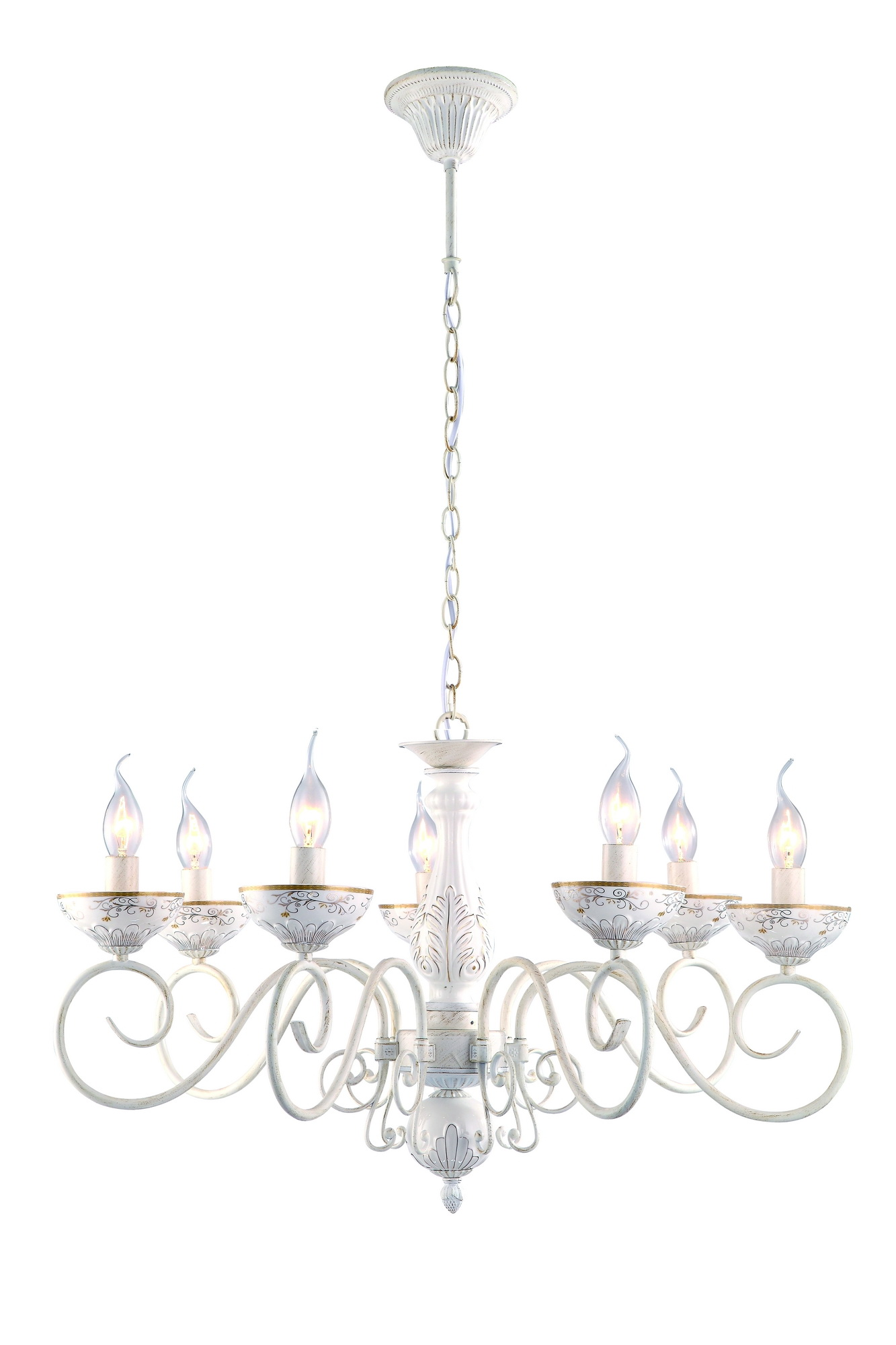 Люстра Arte lamp Lucia a9594lm-7wg arte lamp lucia a9594lm 7wg
