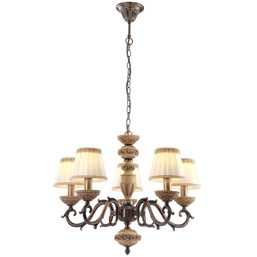 Люстра Arte lamp Cherish a9575lm-5ab arte lamp люстра arte lamp a7556pl 5ab