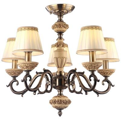 Люстра Arte lamp Cherish a9575pl-5ab a promise to cherish