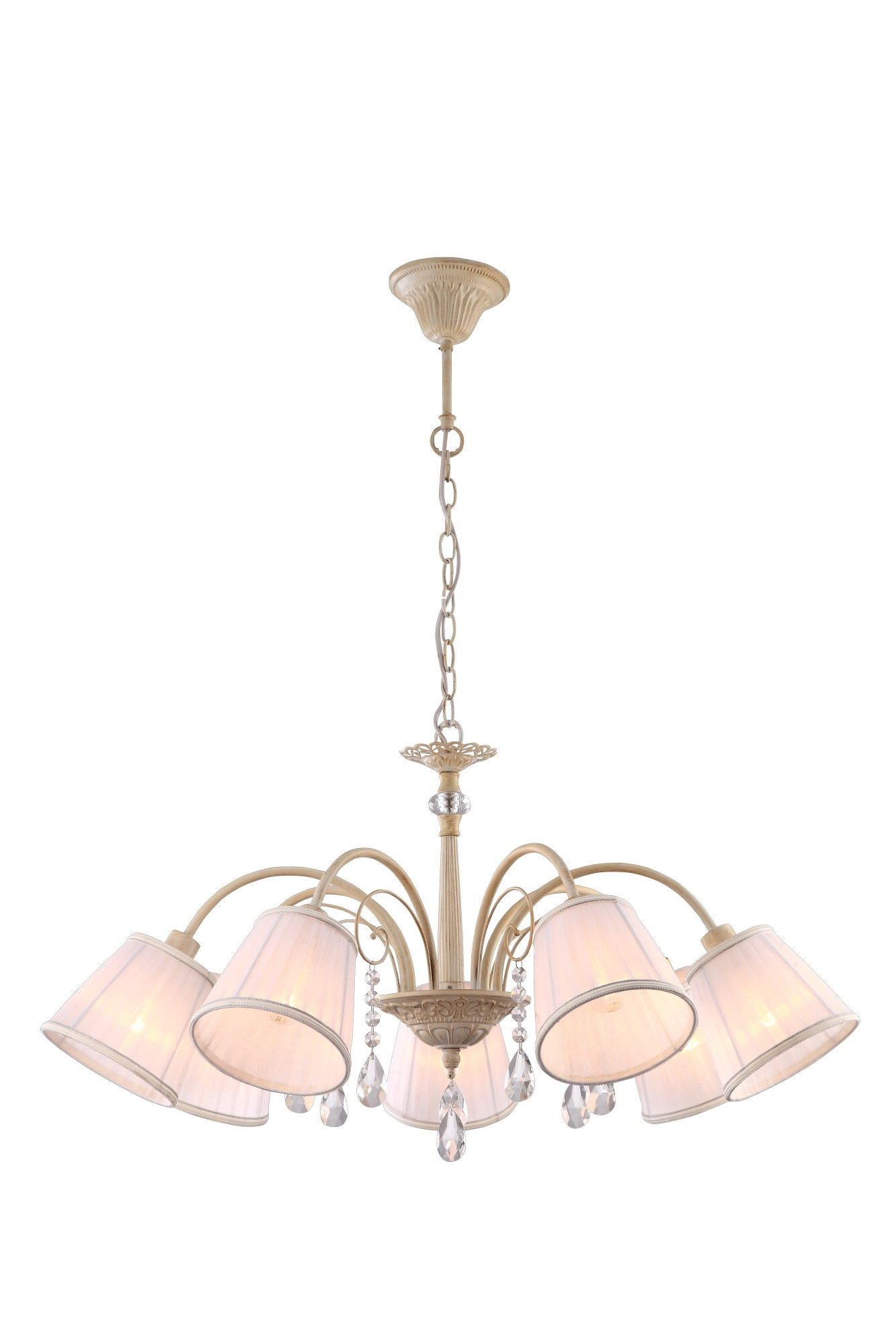 Arte lamp - Люстра Arte lamp Alexia a9515lm-7wg