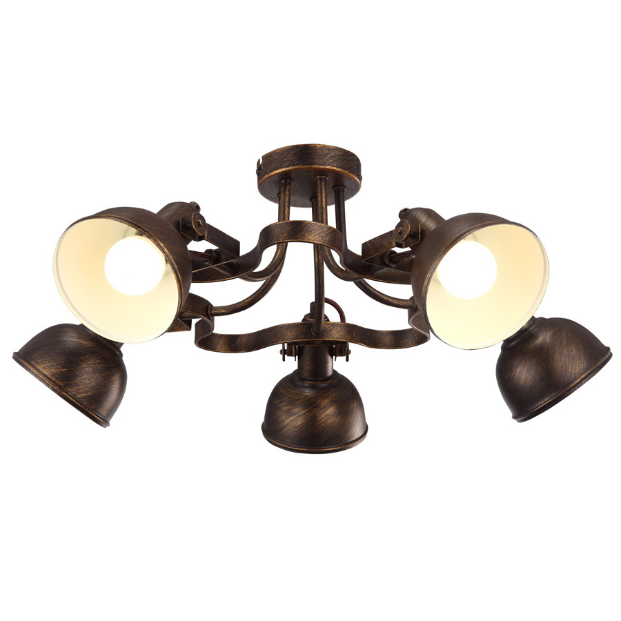 Люстра Arte lamp Martin a5216pl-5br