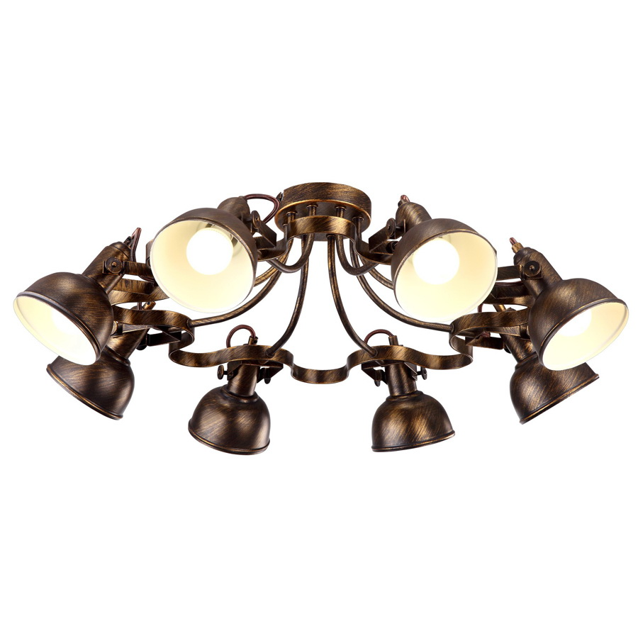 Люстра Arte lamp Martin a5216pl-8br