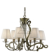 Люстра ARTE LAMP LIZZY A9531LM-6AB