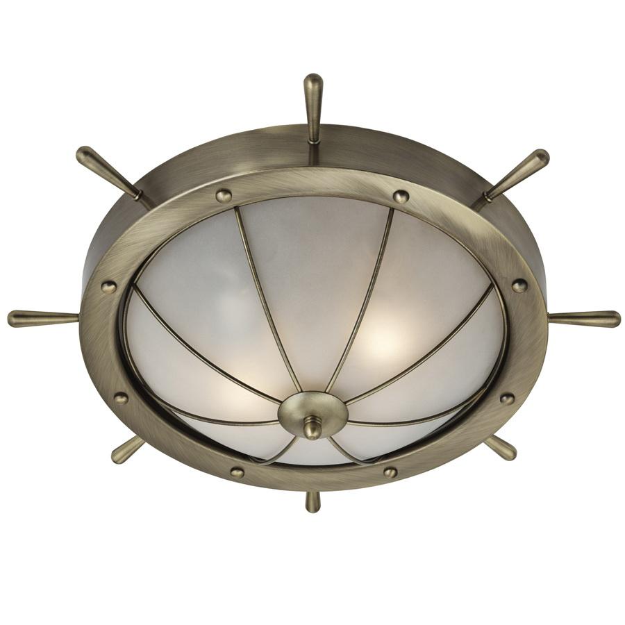Купить Люстра Arte lamp Wheel a5500pl-2ab