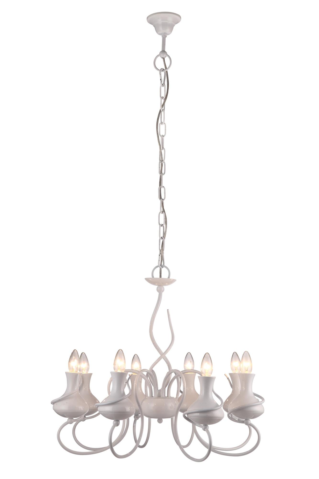 Люстра Arte lamp Vaso a6819lm-8wh arte lamp vaso a6819lm 8wh