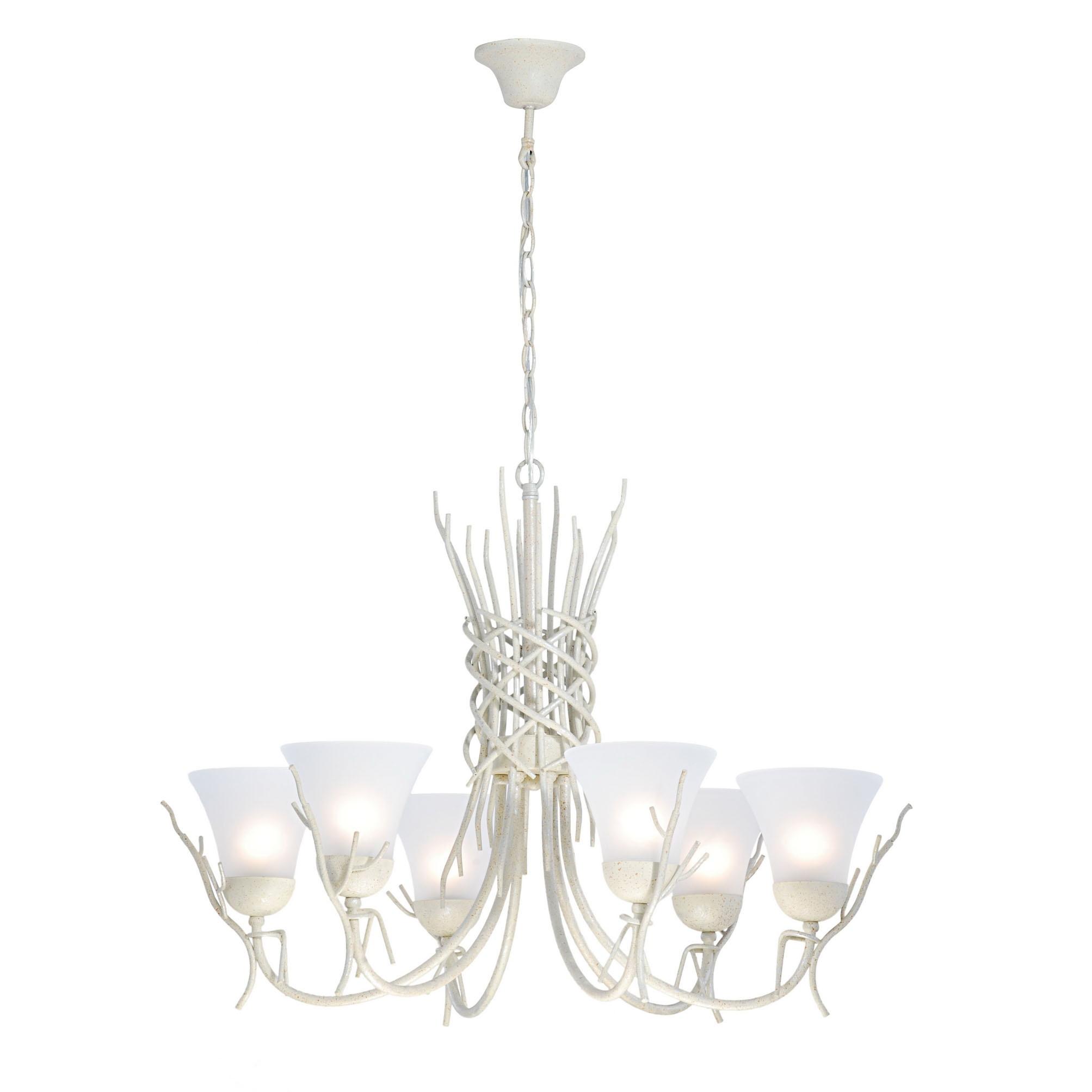 Люстра Arte lamp Brushwood a4111lm-6wa люстра divinare diana 8111 01 lm 6