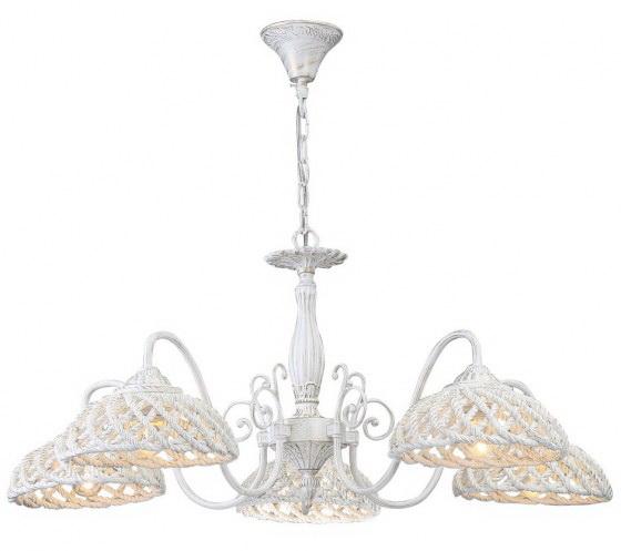 Люстра Arte lamp Twisted a5358lm-5wg