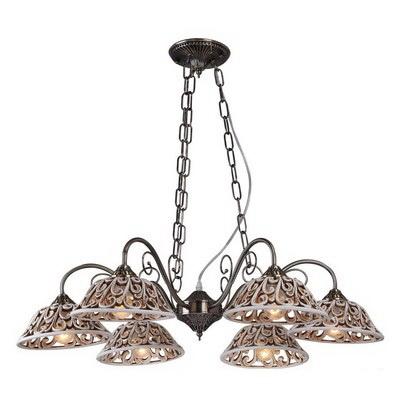 Люстра Arte lamp Carved a5387lm-6ab