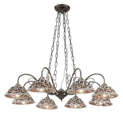 Люстра Arte lamp Carved a5387lm-8ab