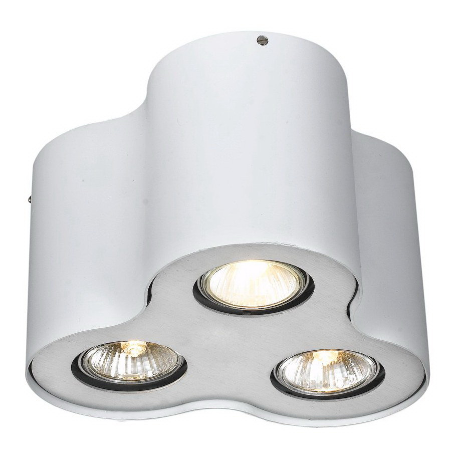 Светильник встраиваемый Arte lamp Falcon a5633pl-3wh arte lamp потолочный светильник arte lamp falcon a5633pl 3wh