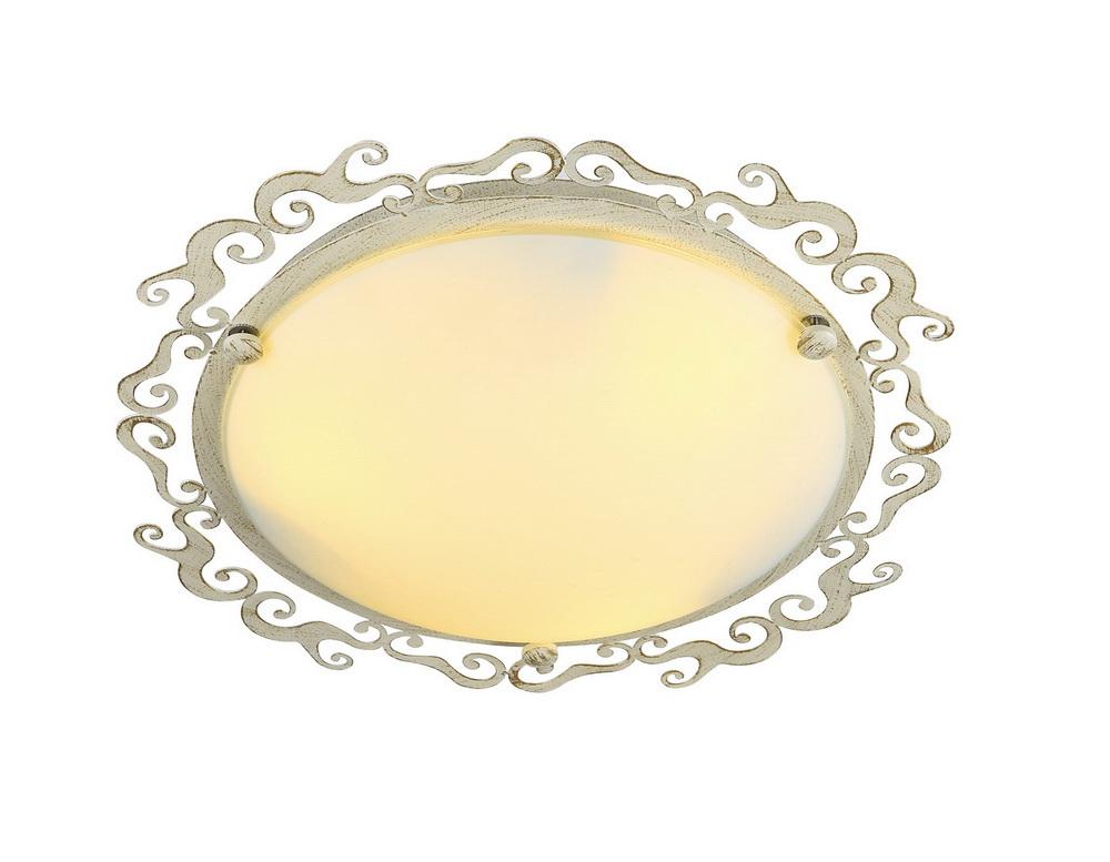 Светильник настенно-потолочный Arte lamp Riccioli a1060pl-3wg arte lamp riccioli a1060pl 3wg