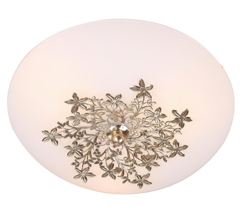 Светильник настенно-потолочный Arte lamp Provence a4548pl-3go торшер arte lamp armonico a5008pn 3go