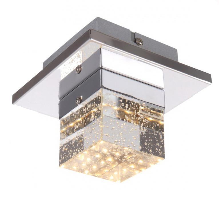 Светильник настенно-потолочный Globo Macan 42505-1 потолочный светильник globo new 42505 9 серый металлик