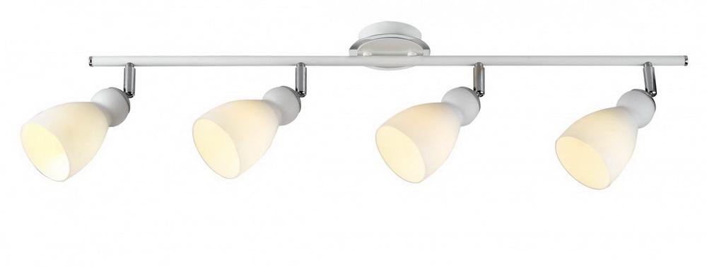 Спот Arte lamp Bulbo a4037pl-4wh sinbo ss 4037