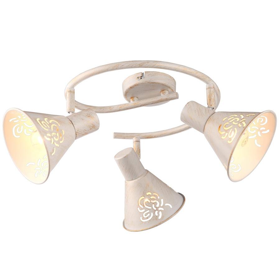 Спот Arte lamp Cono a5218pl-3wg цена 2017